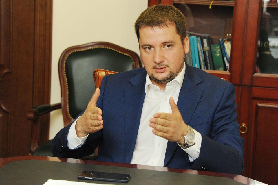 Заместитель министра экономического развития Александр Цыбульский