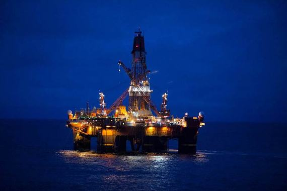 Пока у «Роснефти» всего одна скважина на арктическом шельфе