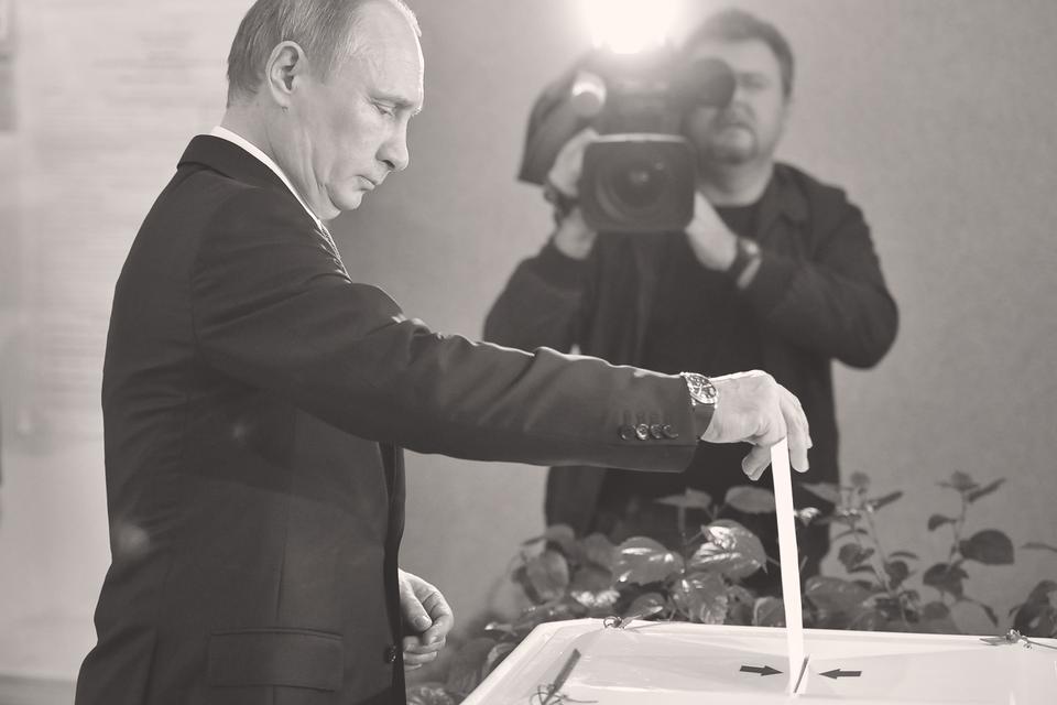Возможно, Путин тестирует идею досрочных президентских выборов