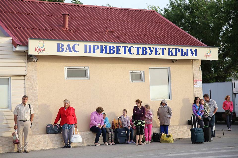 Драйвер экономики Крыма – туристы