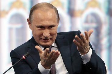На Петербургском форуме президент Владимир Путин так и не объявил о структурных реформах