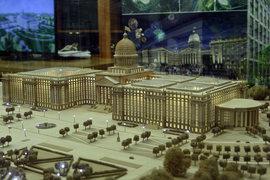 Российские сенаторы хотят переехать в Капитолий
