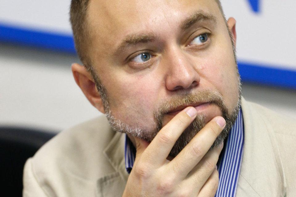 Координатор проектов «Голоса» Роман Удот