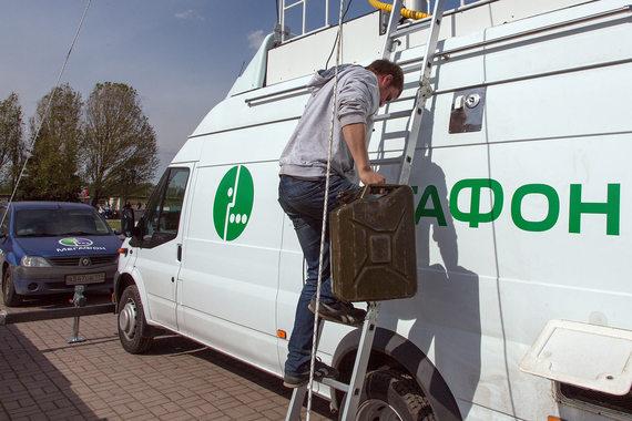 Акционер «НТВ-плюс» надеется выехать на «Мегафоне»