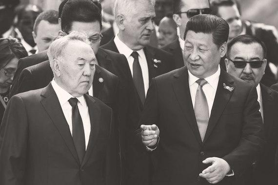 Инвестиции из КНР вКазахстан в 10,5раза превышают китайские вложения вРоссию