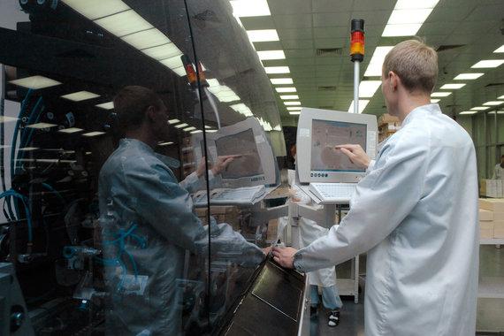 Правительство защитит российских производителей микроэлектроники