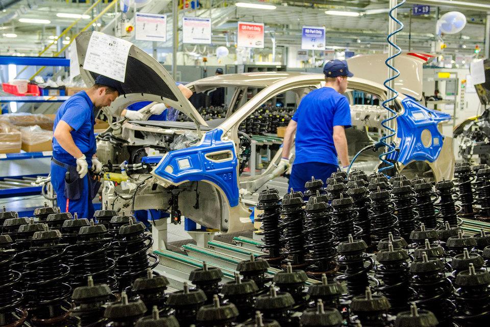 Завод Hyundai в Петербурге может рассчитывать на дополнительные меры поддержки со стороны российских властей