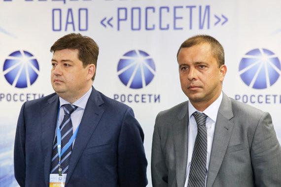 Приказ об увольнении первых заместителей гендиректора Дана Беленького (слева) и Андрея Демина был подписан в четверг