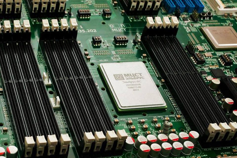Персональные компьютеры на базе процессора «Эльбрус» уже собирают МЦСТ и Институт электронных управляющих машин им. И. С. Брука