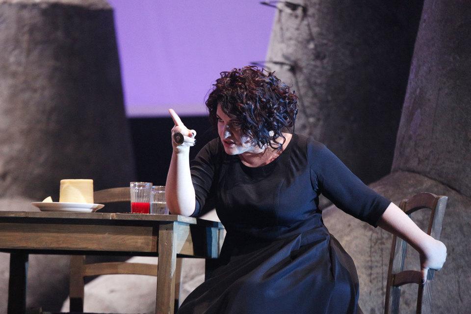 Лучшим спектаклем московского оперного сезона стала «Медея» Керубини с Хиблой Герзмавой в заглавной партии