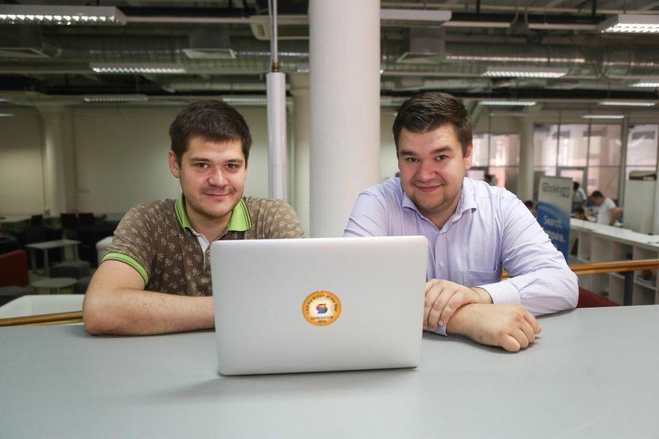 Владислав и Михаил Кудиновы программируют с детства
