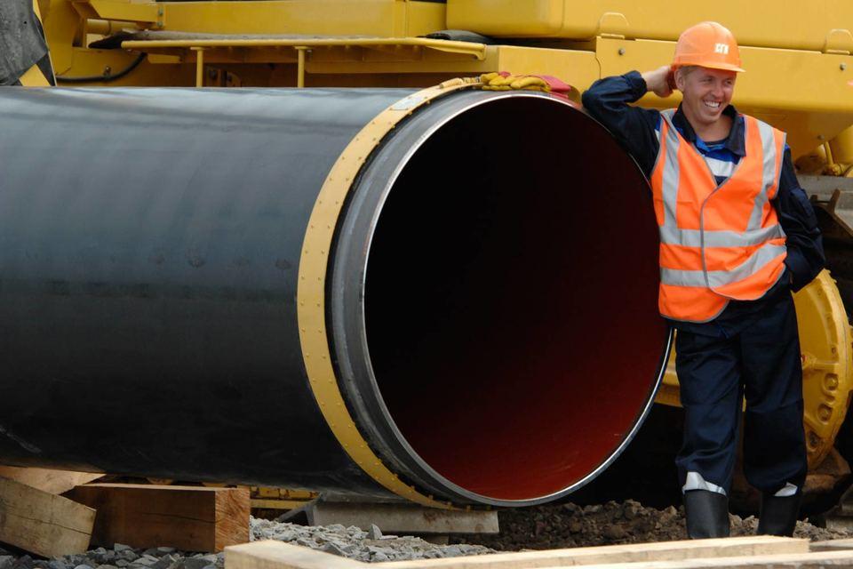 Когда «Газпром» отказался от трубы, контракт с Saipem был приостановлен, в мае 2015 г. его возобновили – под строительство первой нитки «Турецкого потока»