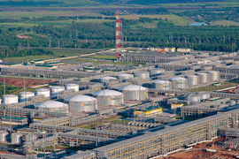 Добыча и переработка нефти – основа экономики Татарстана