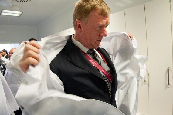 Анатолий Чубайс, похоже, договорился с чиновниками о продолжении господдержки наноиндустрии