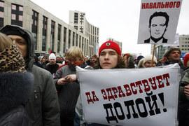 Среди требований митинга — сменяемость власти, доступ оппозиции на выборы, прекращение войны, отмена цензуры, освобождение политзаключенных и борьба с коррупцией