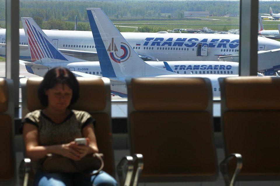 Чиновники думают, как «Трансаэро» ограничить привлечение пассажиров
