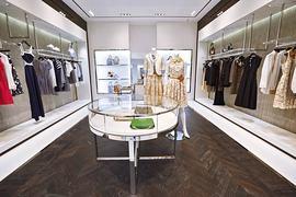 Первый в Москве флагманский бутик Michael Kors открылся в Столешниковом переулке