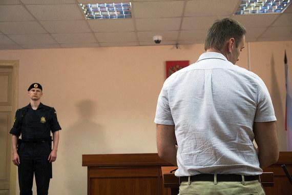 «Кировлес» требует у Алексея Навального 16 млн рублей