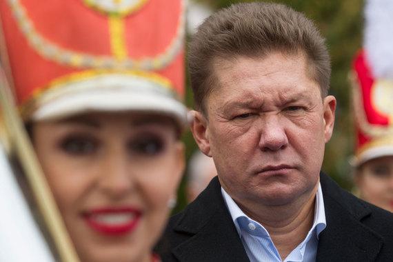 Предправления «Газпрома» Алексей Миллер считает Китай крупнейшим рынком для компании