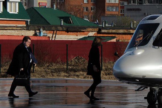 Игорь Чайка (слева) достиг головокружительных успехов в бизнесе