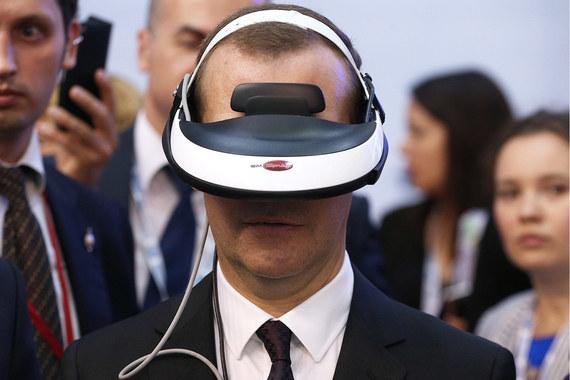 Премьер Дмитрий Медведев готов к защите от кризиса