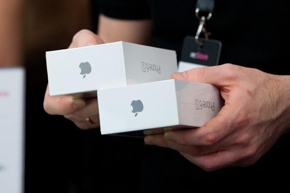 Компания претендует на применение товарного знака «Яблоко» не только для техники