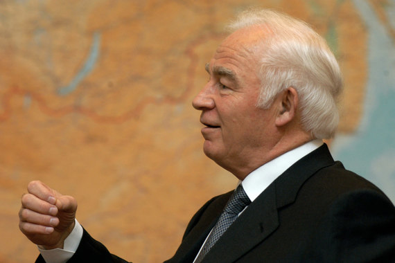 Первый президент РЖД Геннадий Фадеев вернулся в компанию