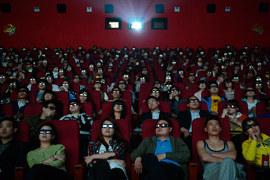 В январе – сентябре продажи билетов в кинотеатры выросли в Китае более чем на 50% в годовом выражении, превысив $5 млрд