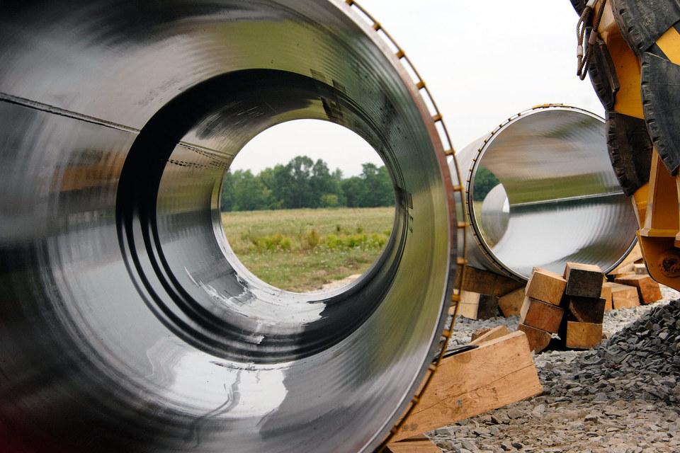 Затраты на покупку и укладку труб «Южного коридора» могут составить около 40 млрд руб.
