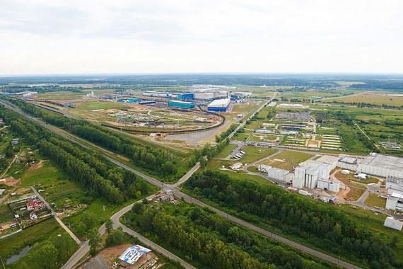 Индустриальный парк «Ворсино»