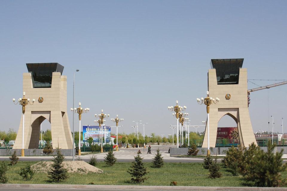 26 октября открывается новая очередь международного хаба «Хоргос» на Шелковом пути