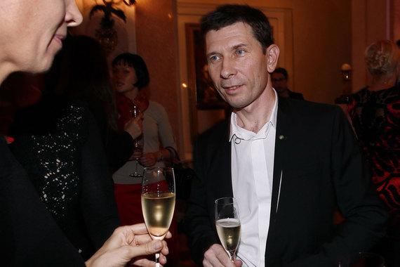 Компании Александра Федотова занимались отделкой кабинета правительства Ингушетии и Дома правительства Московской области
