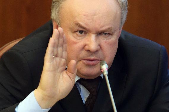 Основатель НПО «Мостовик» Олег Шишов