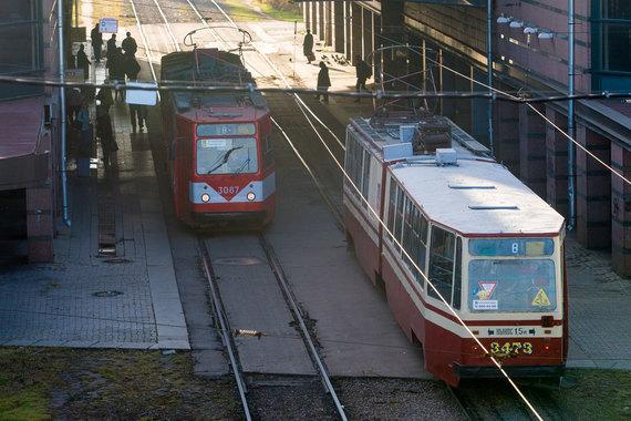 Компании, которая захочет управлять трамвайными путями в Красногвардейском районе, придется потратить около 33 млрд руб.