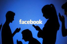 Мобильная аудитория Facebook растет почти вдвое быстрее, чем аудитория в целом