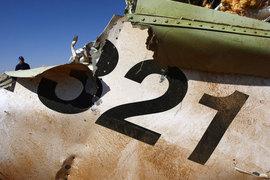 Пассажирский самолет «Когалымавиа» разбился на севере Синайского полуострова 31 октября по пути из Шарм-эль-Шейха в Петербург