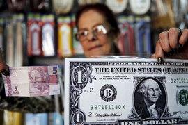 Курс бразильского реала к доллару с начала 2015 г. упал на 30%