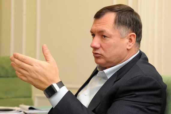 Заместитель мэра Москвы Марат Хуснуллин