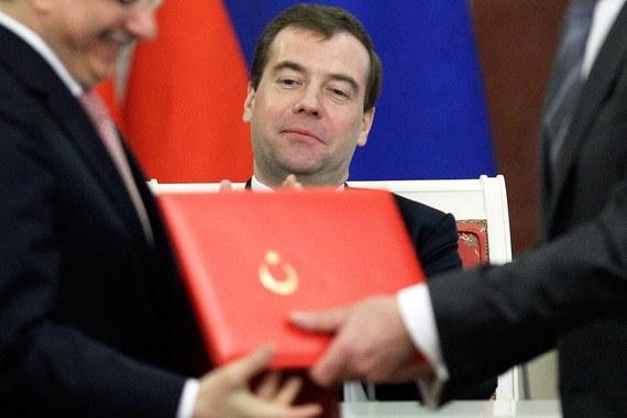 Россия готовит очередной комплект санкций против Турции