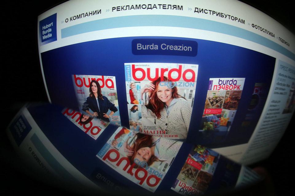 Burda меняет схему владения своим российским бизнесом из-за нового законодательства