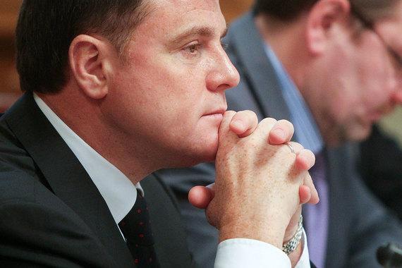 Владимир Груздев уходит в отставку