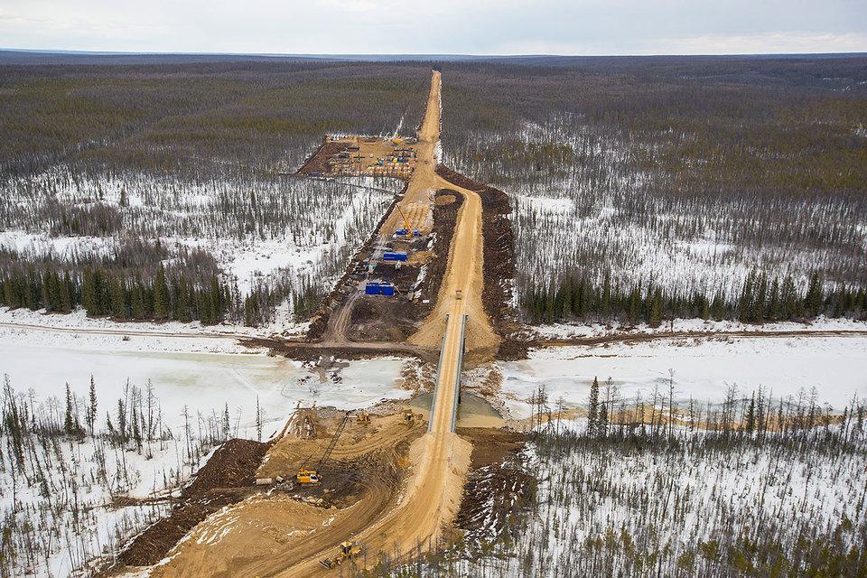 Затраты на строительство «Силы Сибири» будут снижены на 5%, обещает «Газпром»
