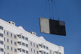 Точечное строительство в Москве не прекращалось