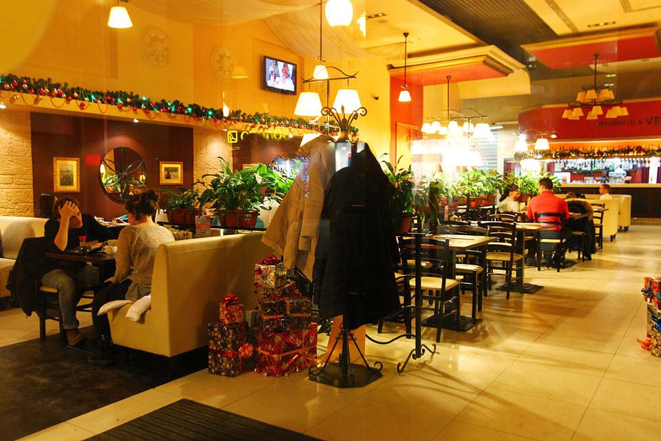 Постепенно рестораны «Планеты суши» будут заменены на «Шикари»
