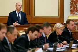 Дефицит федерального бюджета, сказал Силуанов, по итогам 2015 г. будет 2,9% ВВП