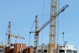 Группа «Бин» станет крупнейшим застройщиком присоединенных территорий – на ее долю придется четверть новых строек