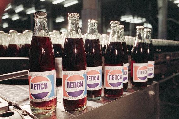 Американская PepsiCo продала завод, с которым начала сотрудчичать 35 лет назад