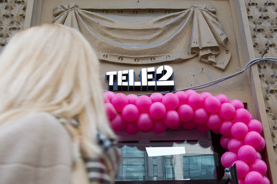 Tele2 досрочно справилась с задачей подключить 1 млн абонентов в Москве. Теперь ее задача – не растерять их