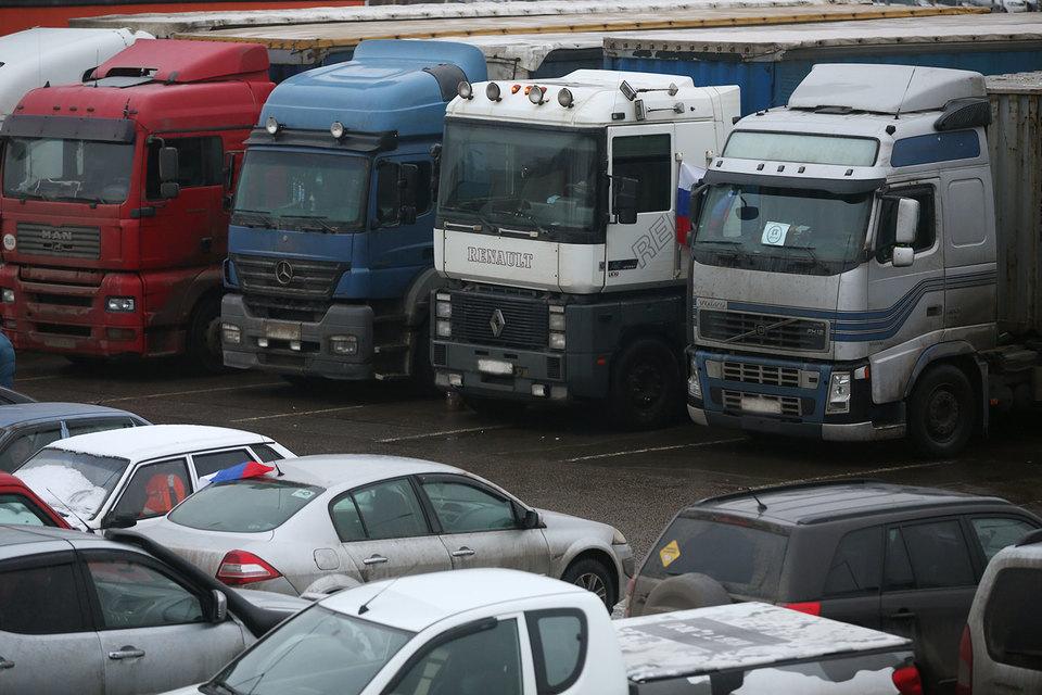 Акции протеста дальнобойщиков продолжаются