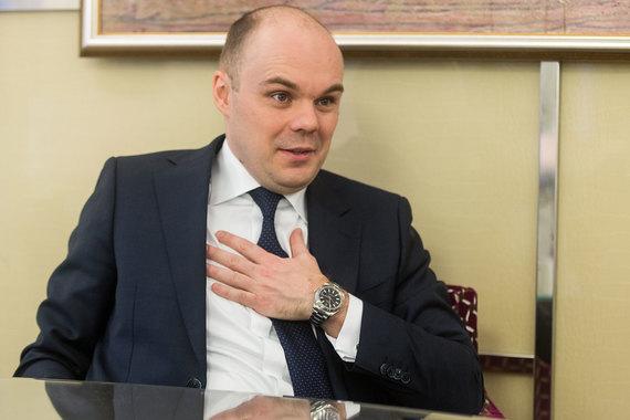 Генеральный менеджер отеля Marriott Royal Aurora Константин Горяинов